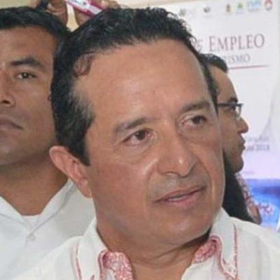 """""""Nombramiento de enlaces gubernamentales en los municipios, no tienen ningún tinte político"""", asegura Carlos Joaquín"""