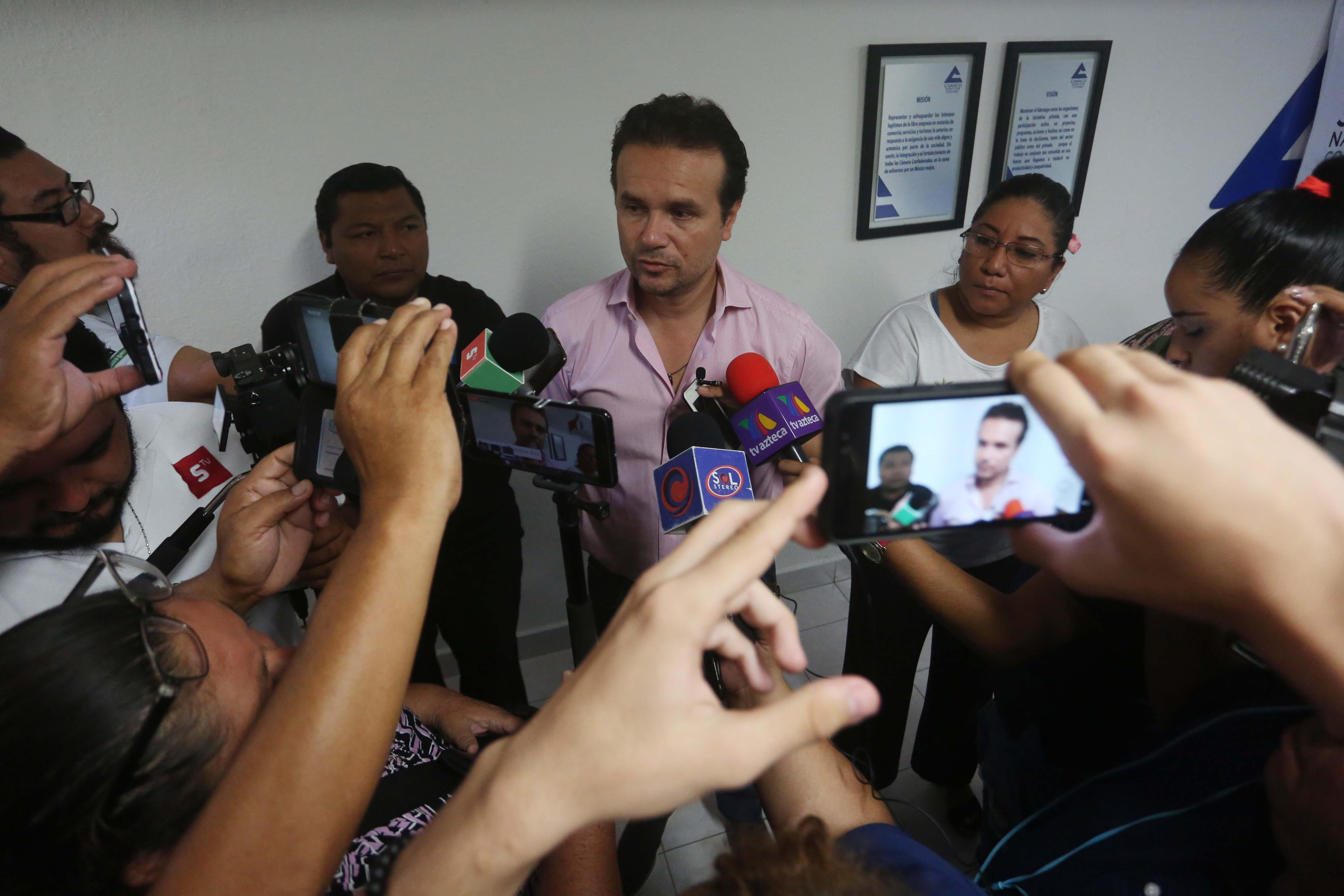 Tras ejecución en Cozumel de 'El Manchas', asegura Pedro Joaquín que se reforzará la seguridad en la isla