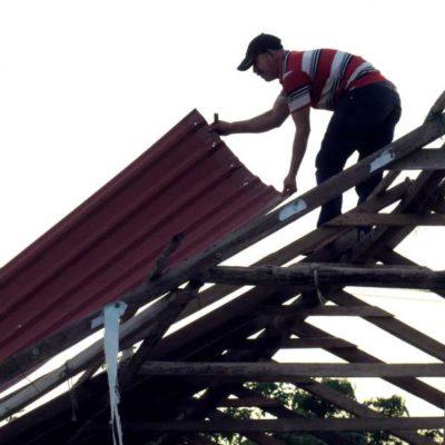 Desalojo de capilla en Cancún, por mandato judicial: Aguilar Osorio