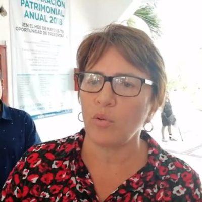 Busca Laura Beristaín que la designación del 'Enlace' de Carlos Joaquín en Solidaridad sea por mutuo acuerdo y no por imposición; le presentan candidato y manda contrapropuesta