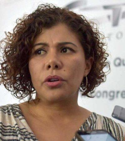 """""""#DEMUJERAMUJER, RESPONDE LESLIE HENDRIKCS AL DISLATE VERBAL DE MARA: Lamenta diputada la """"falta de tacto"""" de la Alcaldesa al querer explicar la problemática de la proliferación de perritos con los partos múltiples de mujeres"""