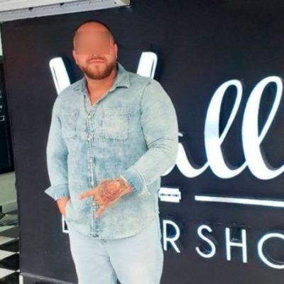 Reportan desaparición de dueño de la cadenas de barberías Wall's Barber Shop; empleado aparece ejecutado
