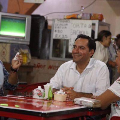 Buscando cercanía con el interior de Yucatán, Gobernador Vila pernoctará esta noche en Ticul; dicen que es inédito