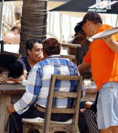 """Incrementan empresas seguras en QR; """"aunque los riesgos laborales en el sector hotelero han disminuido, hay mucho por hacer"""", dice Enoel Pérez"""
