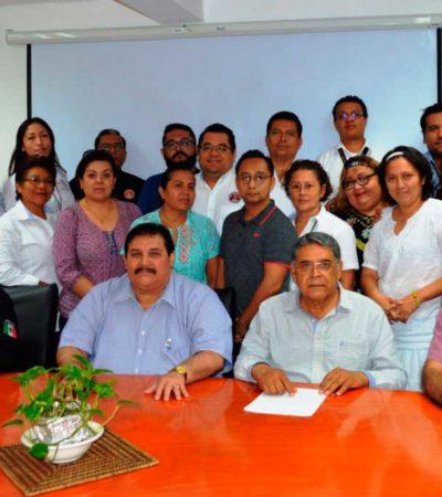 SE VA PECH CEN, LLEGA GUSTAVO SALAS: A partir de los primeros minutos del lunes, entra en funciones el Fiscal interino de Quintana Roo