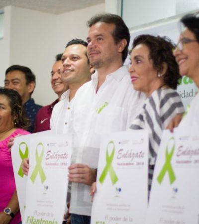 Pedro Joaquín refrenda el compromiso del fomento a la participación activa de asociaciones civiles en Cozumel