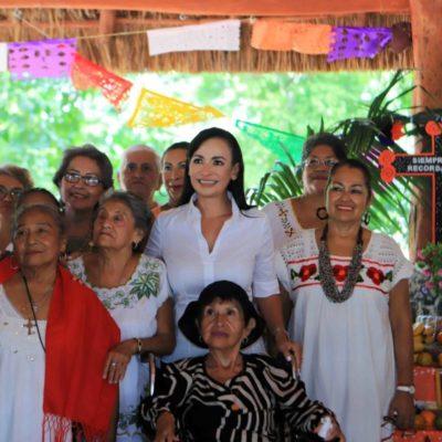 Gobierno de Puerto Morelos fortalece la celebración de tradiciones de la Península de Yucatán