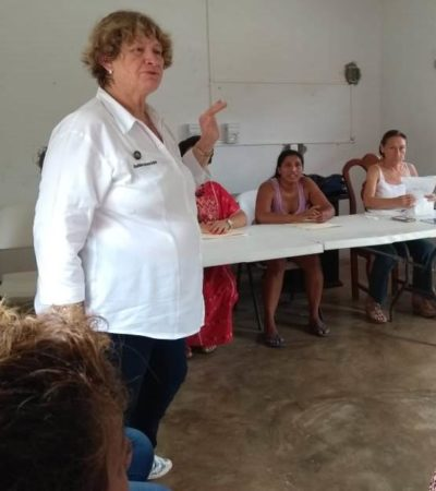 Se suma Puerto Morelos a campaña nacional para combatir la trata de personas