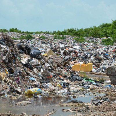 Ayuntamiento de OPB incumple recomendaciones para atender el problema de recoja de basura y disposición de residuos sólidos