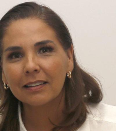 """""""ES AUMENTAR, NO ES UN CAMBIO"""": Insiste Mara Lezama en modificar el nombre del municipio de Benito Juárez"""