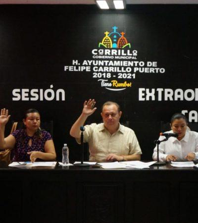 Aprueba Cabildo de FCP acciones y estímulos para el cobro del impuesto predial 2019