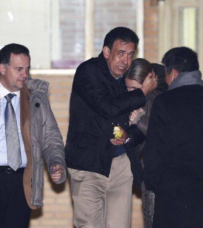 Reabre la justicia española investigación contra Humberto Moreira por lavado de dinero