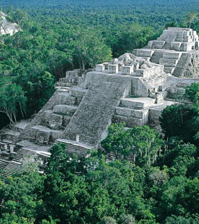 """""""Urgen servicios básico en Calakmul antes del Tren Maya"""", dice Enrique Rodríguez, director de Turismo del municipio"""