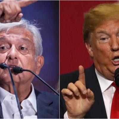 Aseguran que AMLO aceptaría el plan de Trump 'Quédate en México' para contener a migrantes que buscan asilo en EU