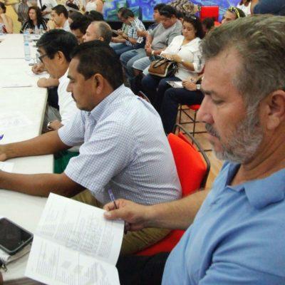 Convoca comuna a la participación de ciudadanos para elaborar el Plan Municipal de Desarrollo de Isla Mujeres