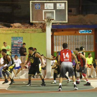 'Marlins' se proclama campeón en la Liga Municipal de Basket de Isla Mujeres