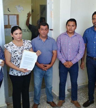 Denuncian a Hernán Pastrana y a la octava regidora de OPB por conflicto de intereses