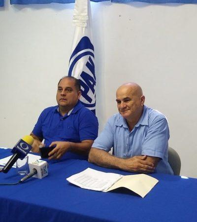 Juan Pallares llama a la unidad del PAN en QR para elegir a los mejores candidatos para la elección 2019