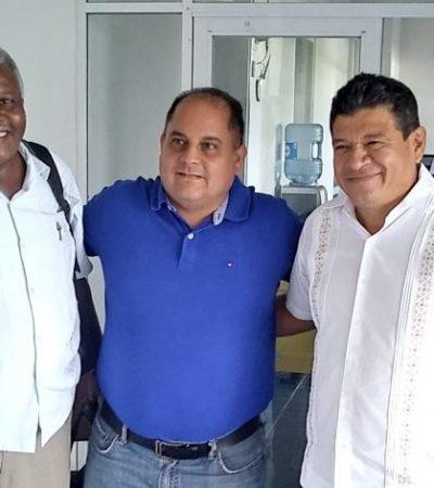 Reaparece Luis Torres, lo invitan a afiliarse al PAN, pero asegura que por el momento se dedica a sus asuntos personales
