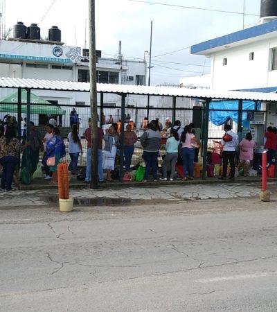 PROTESTAN EN EL CERESO DE CHETUMAL: Familiares de internos demandan la destitución del director por presuntos abusos e irregularidades y restringir visitas