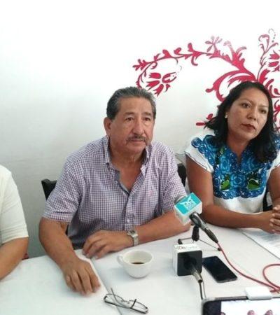 Piden maestros de QR voto libre y secreto para renovación de dirigencia nacional del SNTE