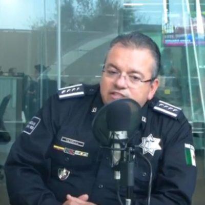 """""""ME TOCA A MÍ RESOLVER LA SITUACIÓN"""": Asegura Alberto Capella que con el 'Mando Único' se va a depurar la policía de Cancún"""