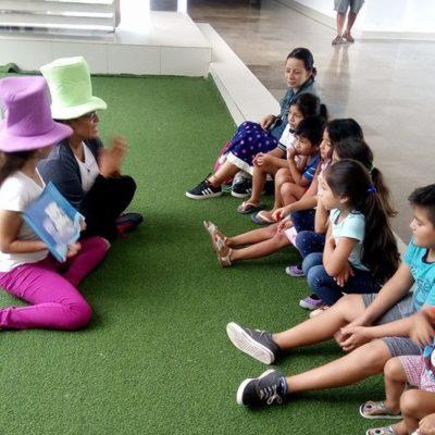 Niños del Hospital General de Playa del Carmen podrán disfrutar de la lectura en el Libros Libres Fest 2018