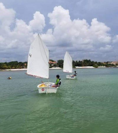 Inicia la Copa Gobernador 2018 con el certamen más importante de vela en Puerto Aventuras