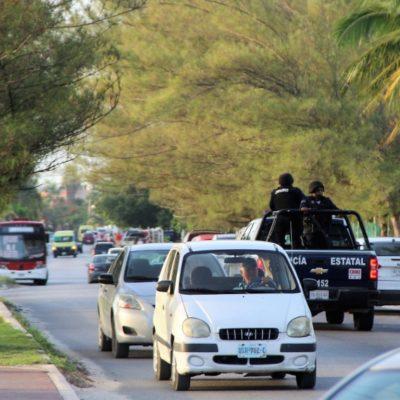 Disminuye un 4.5% la percepción ciudadana de inseguridad en Cancún, revela encuesta nacional del Inegi