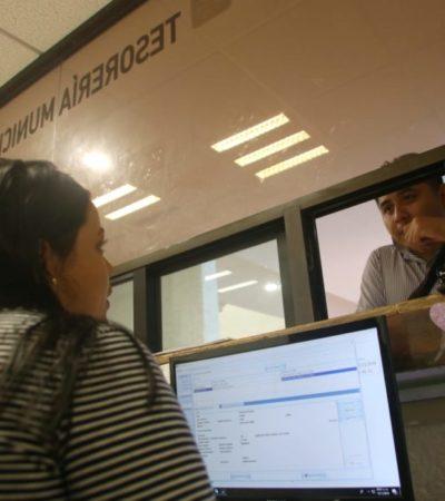 Isla Mujeres se suma a descuentos en el predial; a partir del 01 de diciembre, contribuyentes tendrán una rebaja de hasta el 25 %
