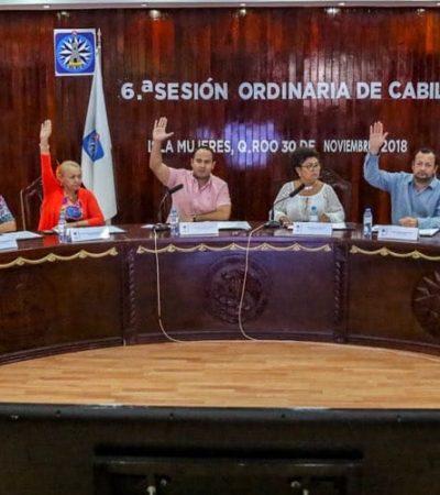 Aprueba Cabildo de Isla Mujeres reglamentos del servicio de recolección de basura y del transporte urbano