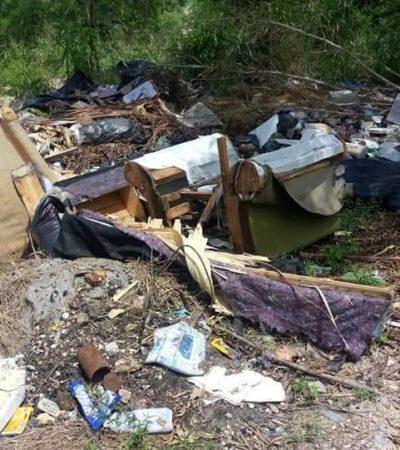 AYUNTAMIENTO NO ESTÁ EN QUIEBRA, SÓLO EN ESCASEZ: Descartan autoridades que se pidan créditos o renta de equipo para enfrentar el problema de basura en OPB