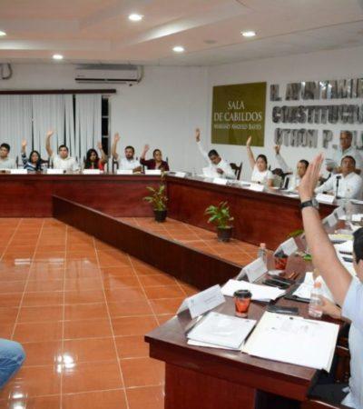 Desmienten integantes de Morena reunión para tratar posible interinato en presidencia de OPB; aseguran que trabajan en campaña de información sobre Ley de Hacienda del municipio