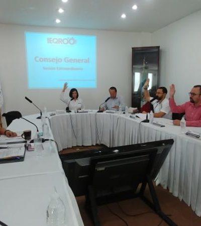 Respaldará el Ieqroo los procesos electorales en alcaldías y delegaciones más grandes de QR
