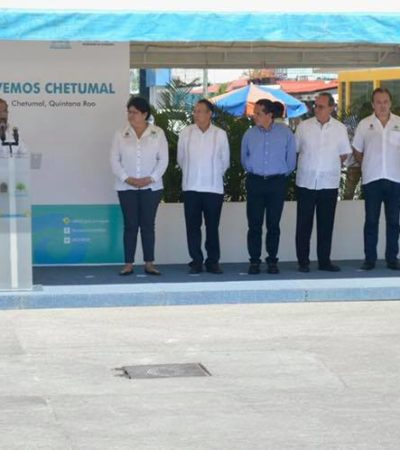 """""""QR recurrirá a la Conago para lograr 4 mil mdp para el próximo año"""", dio a conocer William Conrado, titular de Sintra"""