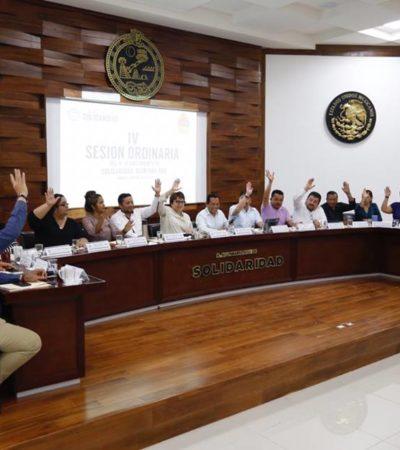 Aprueba Cabildo de Solidaridad ampliar programa de descuentos a morosos