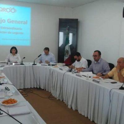 Define el Ieqroo la distribución de espacios en radio y televisión para partidos políticos y candidatos independientes para la elección 2019