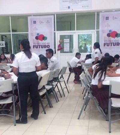 Continuarán las jornadas de consultas públicas sobre salud, educación y medio ambiente en Isla Mujeres