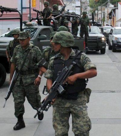 'Tira' SCJN la Ley de Seguridad de Peña Nieto para no perpetuar a las Fuerzas Armadas en las calles