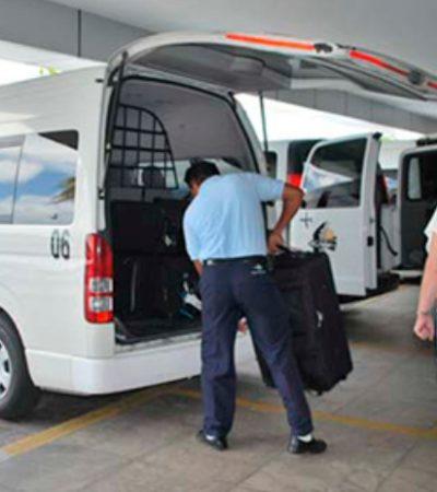 """""""NO TENEMOS TANTOS VUELOS COMO PARA DIVIDIR EL PASTEL"""": Aseguran transportistas que placas federales para operar en el aeropuerto lastiman sus ganancias"""