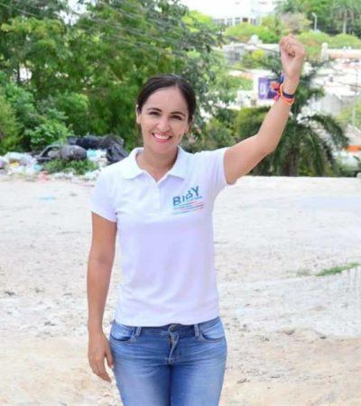 Acusan a funcionario priista de Campeche de 'viralizar' foto del trasero de una diputada del PAN