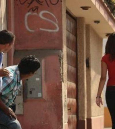 Promueven sancionar acoso sexual callejero en Yucatán con hasta 36 horas de arresto