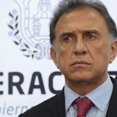GOBERNÓ DOS AÑOS: Es Yunes optimista respecto al 'juicio' del pueblo de Veracruz