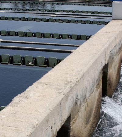 A BAÑARSE: Reinicia bombeo de agua a la CDMX y el Edomex luego de trabajos en el Cutzamala