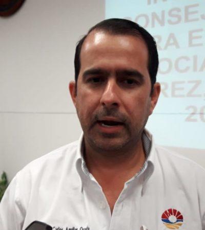 TRAS ACTUALIZACIÓN DE 'ALERTA DE VIAJE', LANZA CANCÚN 'ATENTA SÚPLICA': 'Warnings' de EU deberían pedir a sus turistas que no consuman drogas, dice Jorge Aguilar Osorio, secretario del Ayuntamiento de BJ