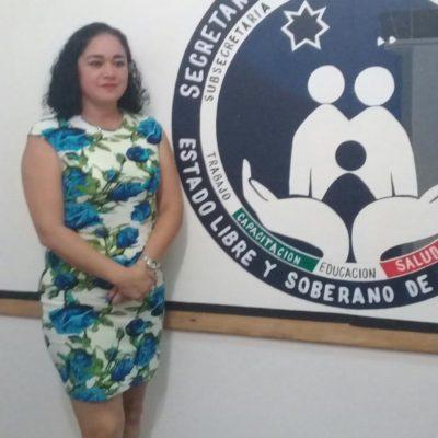 Procedente de Morelos, presentan a nueva titular del Cereso de Cozumel