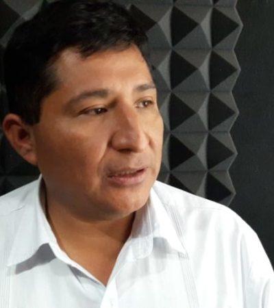 Confianza por Quintana Roo busca establecer estructura política en Zona Maya: Alfredo Caamal