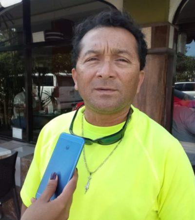 Antonio Hernández Marrufo buscará la reelección en Puerto Aventuras