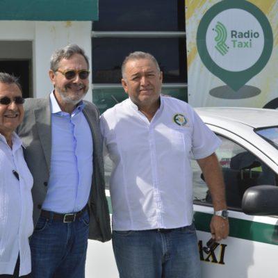 Taxistas del sindicato Andrés Quintana Roo lanzan su app 'Taxi Cancún'