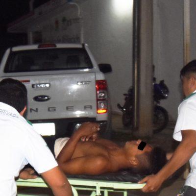 'HALLOWEEN' MORTAL EN LA CANDELARIA: Un muerto y un herido durante una riña en fiesta de bachilleres en JMM
